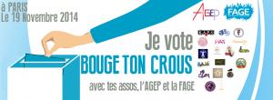 Elections au CROUS de Paris